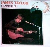 Cover James Taylor - Steamroller