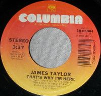 Cover James Taylor - That's Why I'm Here