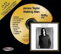 Cover James Taylor - Walking Man