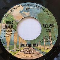 Cover James Taylor - Walking Man