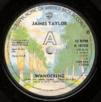 Cover James Taylor - Wandering