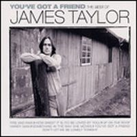 Cover James Taylor - You've Got A Friend - The Best Of