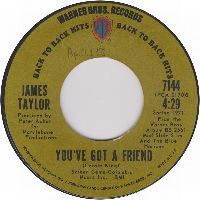 Cover James Taylor - You've Got A Friend