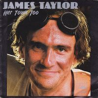 Cover James Taylor & J.D. Souther - Her Town Too