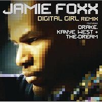 Cover Jamie Foxx feat. Kanye West & The-Dream - Digital Girl