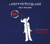 Cover Jamiroquai - Half The Man
