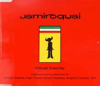 Cover Jamiroquai - Virtual Insanity