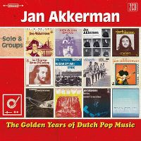 Cover Jan Akkerman - The Golden Years Of Dutch Pop Music