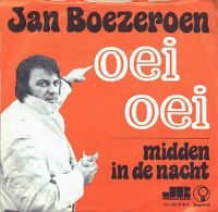 Cover Jan Boezeroen - Oei oei