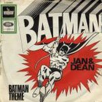 Cover Jan & Dean - Batman