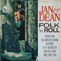 Cover Jan & Dean - Folk 'n Roll