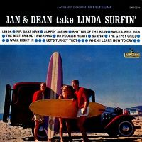 Cover Jan & Dean - Jan & Dean Take Linda Surfin'