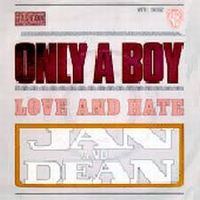 Cover Jan & Dean - Only A Boy