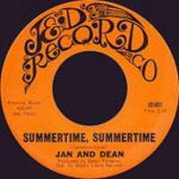 Cover Jan & Dean - Summertime Summertime