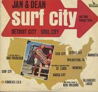 Cover Jan & Dean - Surf City And Other Swingin' Cities