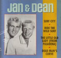 Cover Jan & Dean - Surf City