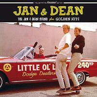 Cover Jan & Dean - The Jan & Dean Sound / Golden Hits