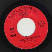 Cover Jan & Dean - Yellow Balloon