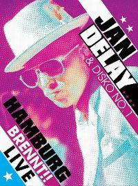 Cover Jan Delay & Disko No. 1 - Hamburg brennt!! Live