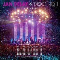 Cover Jan Delay & Disko No. 1 - Live! Wir Kinder vom Bahnhof Soul