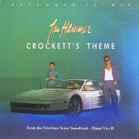 Cover Jan Hammer - Crockett's Theme