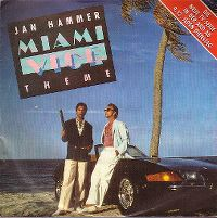 Cover Jan Hammer - Miami Vice Theme