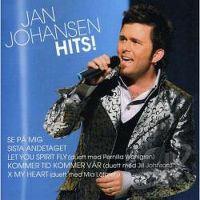 Cover Jan Johansen - Hits!