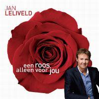 Cover Jan Leliveld - Een roos alleen voor jou