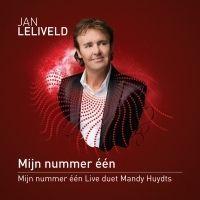 Cover Jan Leliveld - Mijn nummer één