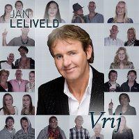 Cover Jan Leliveld - Vrij