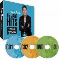 Cover Jan Smit - 15 jaar hits