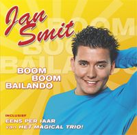 Cover Jan Smit - Boom boom bailando