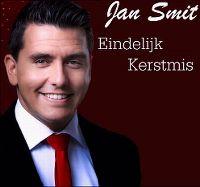 Cover Jan Smit - Eindelijk Kerstmis