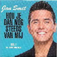 Cover Jan Smit - Hou je dan nog steeds van mij