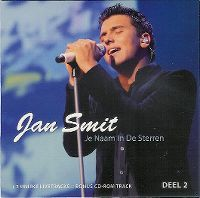 Cover Jan Smit - Je naam in de sterren