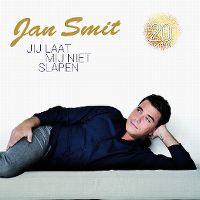 Cover Jan Smit - Jij laat mij niet slapen