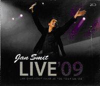 Cover Jan Smit - Live '09 - Jan Smit Komt Naar Je Toe Tour 08 / 09