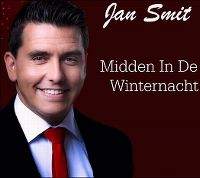 Cover Jan Smit - Midden in de winternacht
