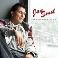 Cover Jan Smit - Op weg naar geluk