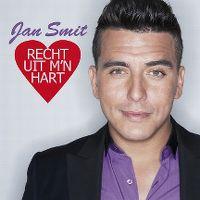 Cover Jan Smit - Recht uit m'n hart