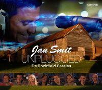 Cover Jan Smit - Unplugged - De Rockfield Sessies