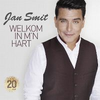 Cover Jan Smit - Welkom in m'n hart