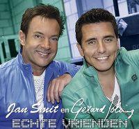 Cover Jan Smit en Gerard Joling - Echte vrienden