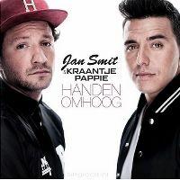 Cover Jan Smit & Kraantje Pappie - Handen omhoog