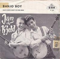 Cover Jan und Kjeld - Banjo Boy