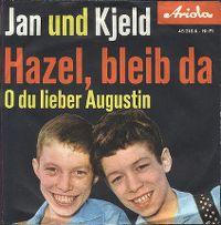 Cover Jan und Kjeld - Hazel, bleib da