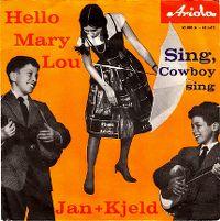 Cover Jan und Kjeld - Hello Mary Lou