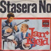 Cover Jan und Kjeld - Stasera no