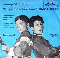 Cover Jan und Kjeld - Tingelingeling, mein Banjo singt