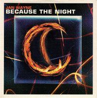 Cover Jan Wayne - Because The Night